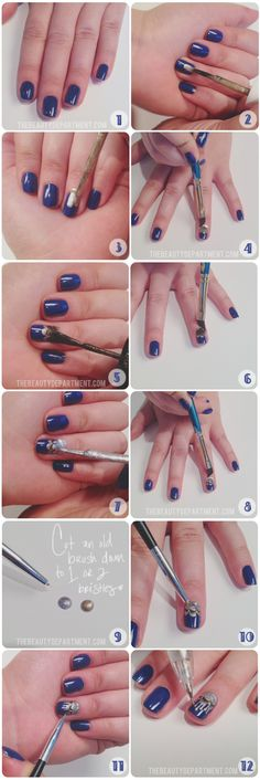 "26 Gorgeous ""Great Gatsby"" Inspired Manicures - BuzzFeed Mobile"