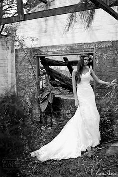 South Africa Wedding Dress Designer Carita Adams Adorn 2015 Bridal Collection |  #southafrica #weddingdressdesigners