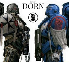 "a-40k-author: ""The Firstborn Sons of the Praetorian of Terra. """
