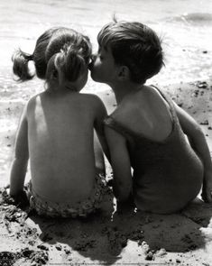 kissing art | kids kissing buy at art com fine art print