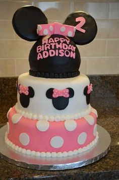Erica F's  Birthday / Mickey Mouse Clubhouse or Minnie Mouse - Photo Gallery at Catch My Party.