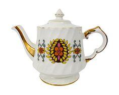 1960's English Tea Pot, Wood & Sons