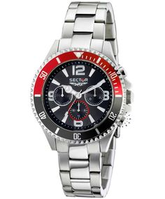 SECTOR 230 Multifunction Stainless Steel Bracelet, από 199€ μόνο 169€. Δείτε το εδώ: http://www.oroloi.gr/product_info.php?products_id=30796