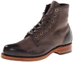 FRYE Men's Arkansas Mid Leather Boot,Brown,10 M US FRYE. $268.00