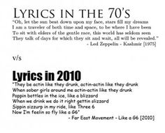 Exactly why I listen to Led Zep and have never heard this G6 song. Born in the wrong generation.