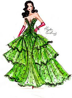 hayden williams fashion illustration - Google Search