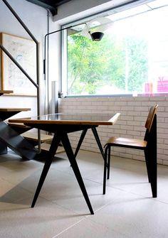 Jean Prouve furniture