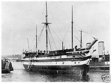 HMS IMPLACABLE STUNNING PRINT | eBay
