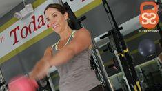 Advanced Metabolic Circuit | Sleek/Strong With Rachel Cosgrove