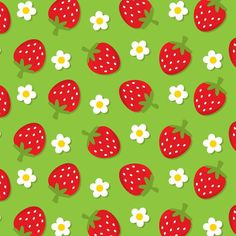Photo by - Minus Flower Background Wallpaper, Paper Wallpaper, Cute Wallpaper Backgrounds, Flower Backgrounds, Cute Wallpapers, Iphone Wallpaper, Strawberry Clipart, Strawberry Baby, Strawberry Shortcake Characters
