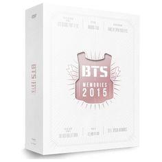 防弾少年団 (BTS) / (4DISC) BTS MEMORIES OF 2015 DVD  [ 防弾少年団 (BTS) ] - 韓国音楽専門ソウルライフレコード