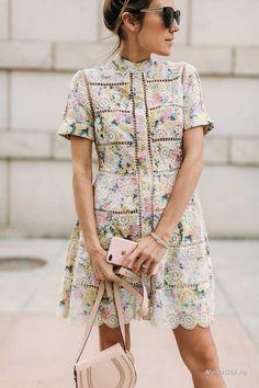 Уличная мода: Лучшие модные образы за неделю: Linda Juhola, Виктория Шенер, Татьяна Васильева и другие