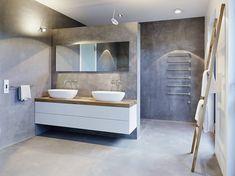 Modern Badezimmer Bilder: Penthouse