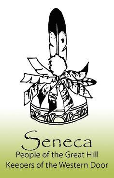 Seneca Indians | Six Nations Tourism > Map