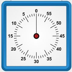 123 Lesidee - D AG timers time Time Timer, Apps, Net, Montessori, Watch, Ideas, Classroom Management, Organization, Tools