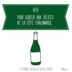 Les 10 bonnes raisons de visiter Chalon-sur-Saône : Pour goûter aux délices de la côte Chalonnaise