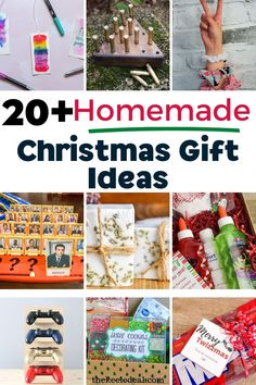 20  Homemade Christmas Gift Ideas that people will love getting this Christmas. Christmas Gift List, Diy Holiday Gifts, Homemade Christmas Gifts, Christmas Crafts, Cider Gifts, Free Printable Gift Tags, Neighbor Gifts, Jar Gifts, Christmas Projects