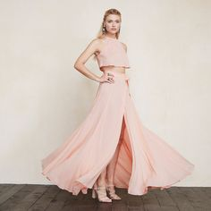 There's Finally a Wedding Shop For Fashion-Forward Brides: Just when we'd lost hope in ever finding a bridesmaid dress that meets our fashion-girl standards, Reformation came forth with a solution: this season's edition of its one-stop wedding shop, filled with flattering printed gowns that are totally rewearable.