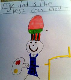 20 Unintentionally Inappropriate Kid Drawings Will Make Your Jaw Drop - Page 4 of 5