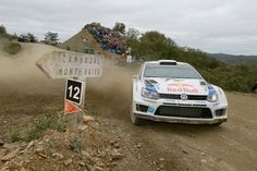WRC. RALLYE DU PORTUGAL. OGIER 2014