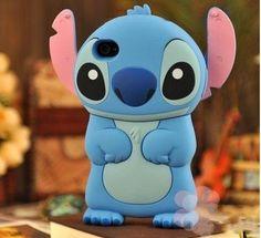 Sensacional case para iphone do Stitch, da Disney, aqui no Área Geek Store -> http://on.fb.me/PmrhbW #Case #Iphone