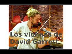 Los violines de David Garrett