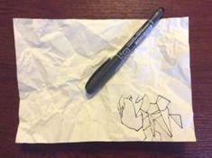 Papírová vitráž