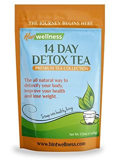 14 Day Detox Tea - Weight Loss Tea for Body Cleanse, Redu... http://www.amazon.com/dp/B00PABW71E/ref=cm_sw_r_pi_dp_p3Oixb19YB8DB