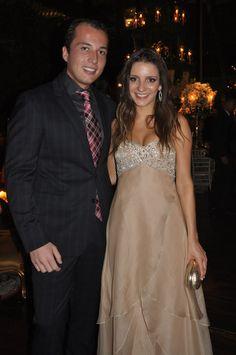 Estou acostumado a ir em festas incríveis, como foi o casamento da Camila Setubal e tantos outros casamentos deslumbrantes. O casamento da Lala não só foi