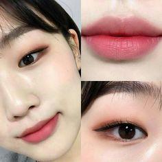 Bem Natural Mentira In 2019 Asian Makeup Korean Makeup Makeup Goals, Makeup Inspo, Makeup Inspiration, Korean Makeup Look, Asian Eye Makeup, Prom Makeup Looks, Cute Makeup, Easy Makeup, Makeup Hacks