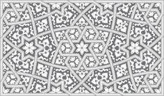 Islamic Architectural Art 33 by Al-Kabeer.deviantart.com on @DeviantArt