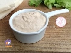 SALSA TONNATA VELOCE - ALLACCIATE IL GREMBIULE My Favorite Food, Favorite Recipes, Salsa Dulce, Carne, Ricotta, Finger Foods, Pudding, Vegetables, Cooking
