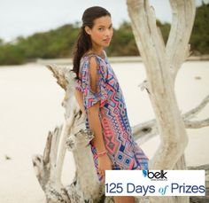 Enter now for the chance to win a $500 Donna Morgan dress wardrobe! #belk125