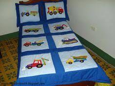 Resultado de imagen para colchas en patchwork para niños