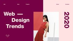 Top 10 Web Design Trends for 2020