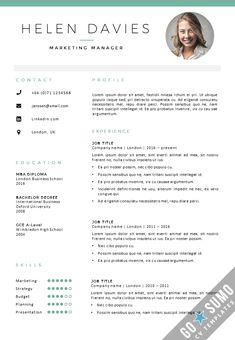 Cv template - CV Template London CV + Cover letter template in Word – Cv template Creative Cv Template, Template Cv, Resume Templates, Creative Resume, Templates Free, Cover Letter Template, Cv Cover Letter, Letter Templates, Powerpoint Examples