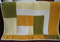 Mitricot: Moderne Baby Blanket