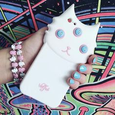 Blanco!  Available At Valfre.com For iPhone 5, 6/6s & 6+/6S+