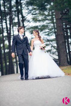 Photographie de mariage. Nouveaux mariés. Le Studio K www.lestudiok.ca  Drummondville, Québec