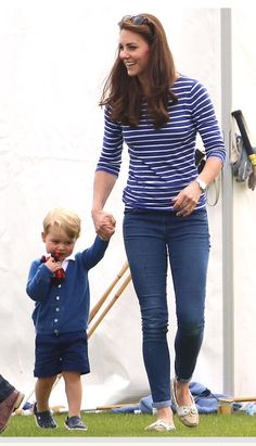 Catherine, The Duchess  of Cambridge, and Mom of Prince George.                                                                                                                                                                                 More