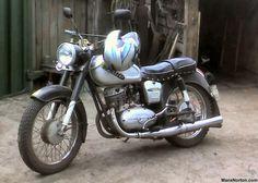 Pannonia Custom in the Ukraine European Motorcycles, Cars And Motorcycles, Classic Motorcycle, Ukraine, Bike, Vehicles, Motorcycles, Bicycle, Bicycles
