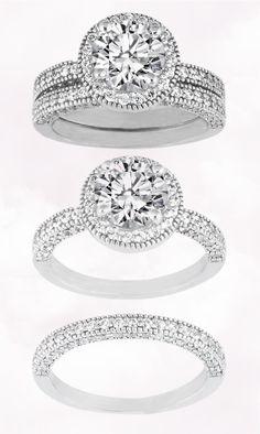 Лучших изображений доски «Обручальные кольца с идеей Unison»  128 в ... 1955f9ae0a6f2