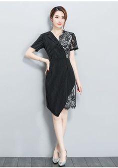 Ideas Design Dresses Couture Moda For 2019 Dress Brokat Modern, Kebaya Modern Dress, Modern Batik Dress, Simple Dresses, Elegant Dresses, Nice Dresses, Casual Dresses, Dress Batik Kombinasi, Model Dress Batik