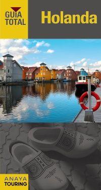 """""""Holanda"""" En la primera parte, organizadas en siete capítulos, se describen los pueblos y ciudades, monumentos y espacios naturales más interesantes, y las rutas más atractivas para recorrerlos.  Signatura: GUI EUR hol"""