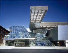Akron Art Museum - Akron, Ohio, Estados Unidos - 2007