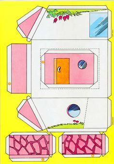 PaperToy_Fix und Foxi 1970 BB 04B