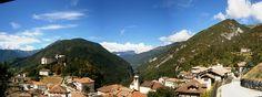 Sarah-Jane on Flickr - Roofs of a mountain village - Stenico #visitacomano #borghicontadini #trentino #italia