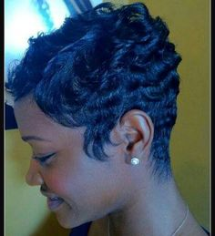 ... Finger Waves Hairstyles further Vintage Finger Wave Hairstyles. on