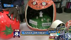 It's your chance to decorate for Halloween and win $1000 while you do it.