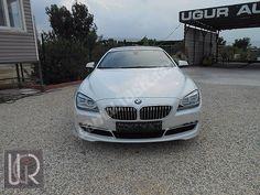 BMW 6 Serisi - UĞUR AUTO'DAN 2013 BMW 640XD GRAN COUPE BORUSAN ORJINAL